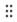 Dots sort handle