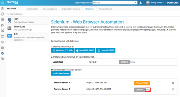 Selenium Sept 29 2017 retry